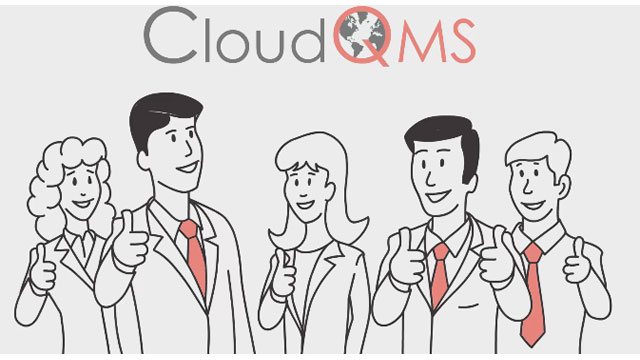 An introduction video to CloudQMS web-based quality management system software.