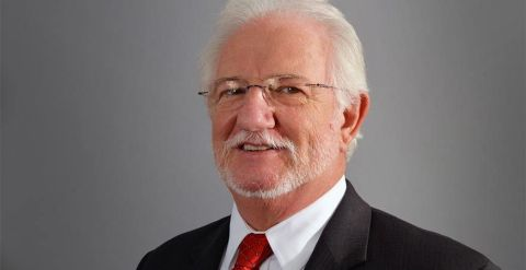 Edward J. Schmeltz, AECOM's senior vice president and director of maritime and special projects (Photo:Business Wire)