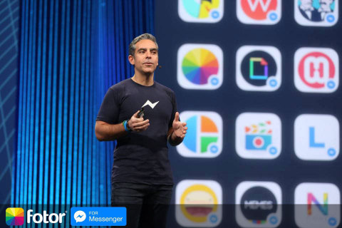 Head of Messenger, David Marcus (Photo: Business Wire)