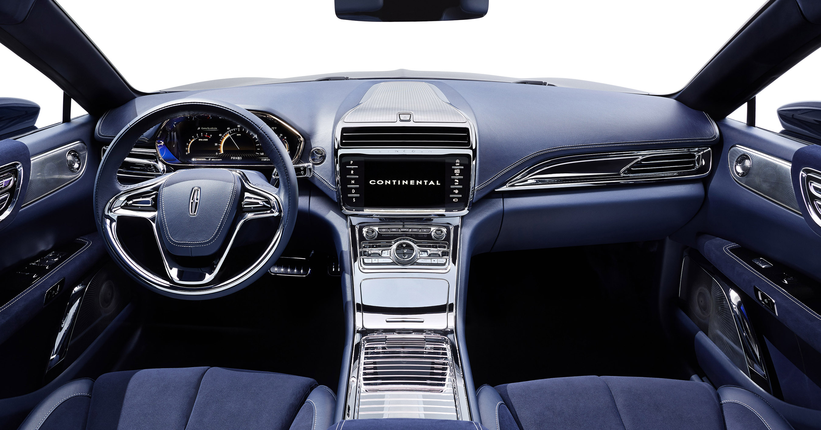 Lincoln Continental Concept Shows The Future Of Quiet Luxury And
