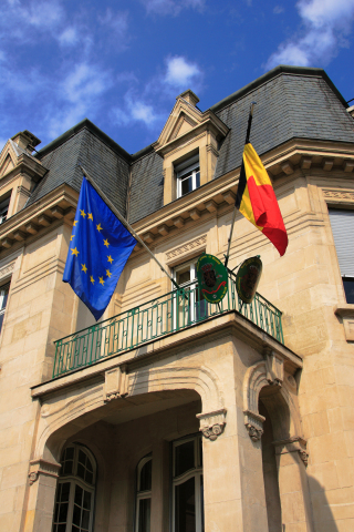 Consulate of Belgium in Strasbourg, France (Credit: Netfalls - Remy Musser/Shutterstock.com)