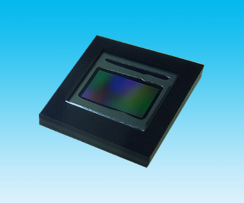 "Toshiba: Full HD (1080p) CMOS image sensor ""TCM3232PB"" for industrial use. (Photo: Business Wire)"