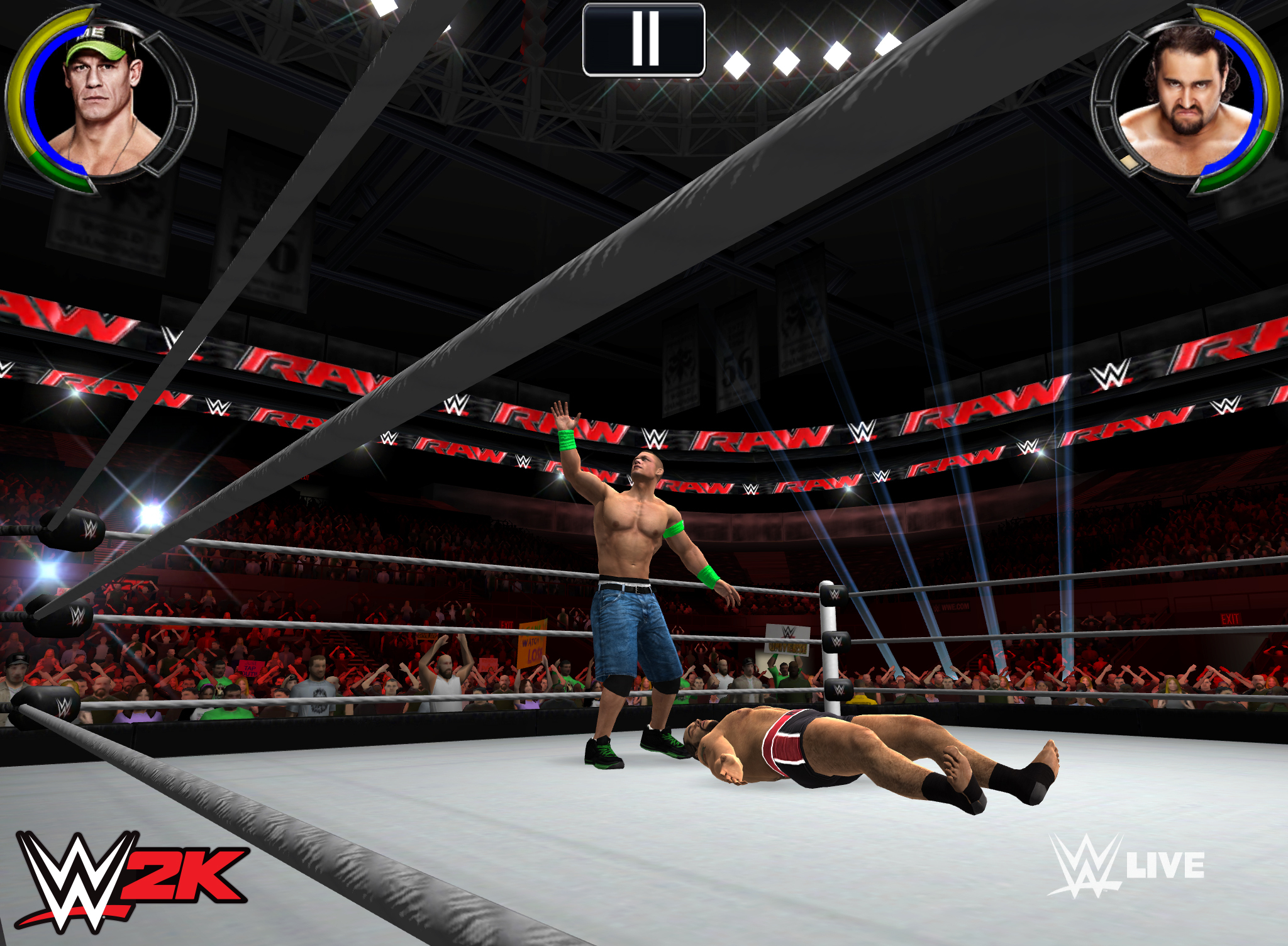 2K Announces Development of First WWE Simulation Video Game
