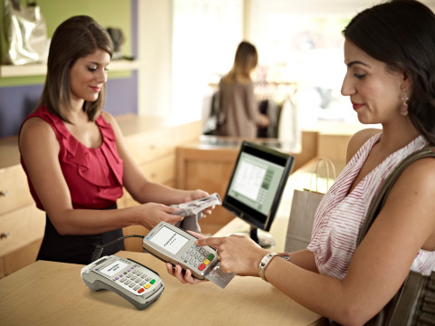 TransFirst(R) Certifies Verifone's Secure Commerce Architecture (Photo: Business Wire)