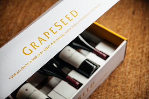 GrapeSeed empowers acclaimed winemakers to create one-of-a-kind wines with funding from Partners. In turn, Partners gain access to an exclusive collection of wines and wine country experiences. (Photo: Business Wire)