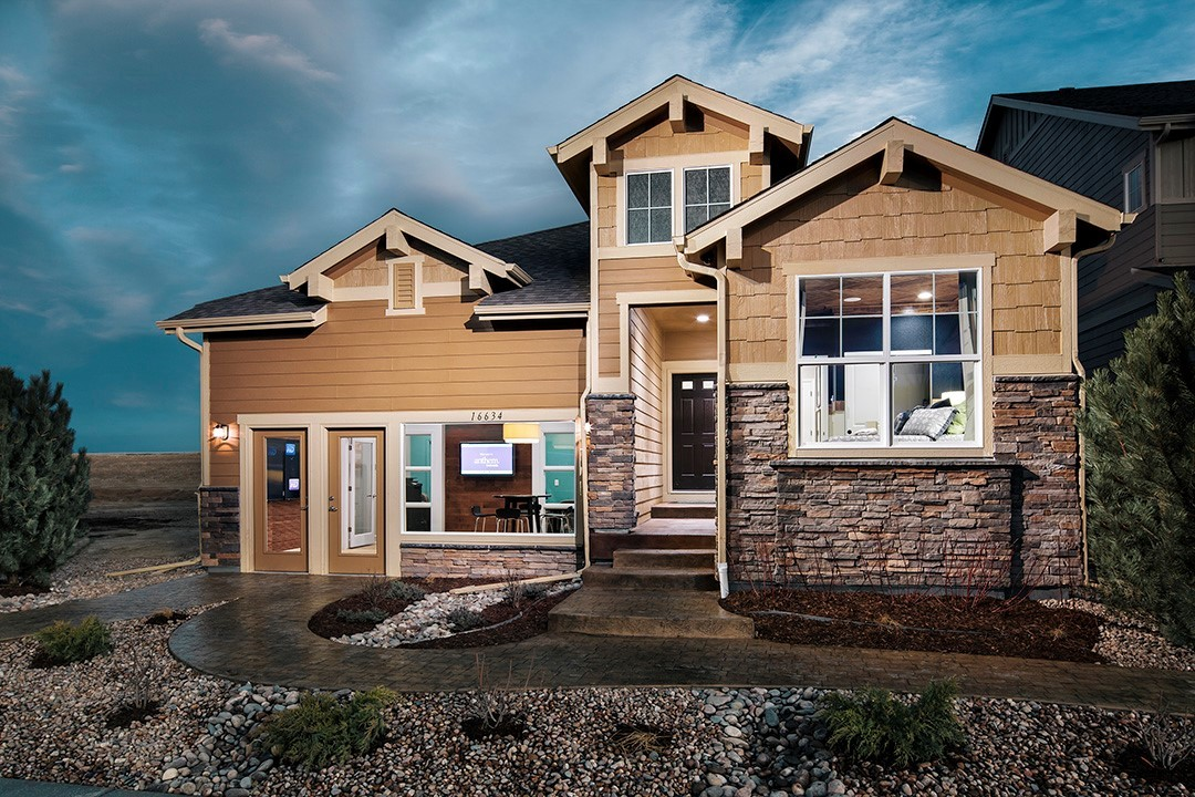 Brand New Ryland Model Homes Now Open At The Meadows In Castle Rock, CO |  Business Wire