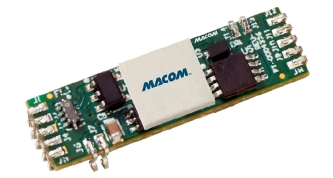 The Bias Controller module solution offers protection and dynamic control of all MACOM High-Power tr