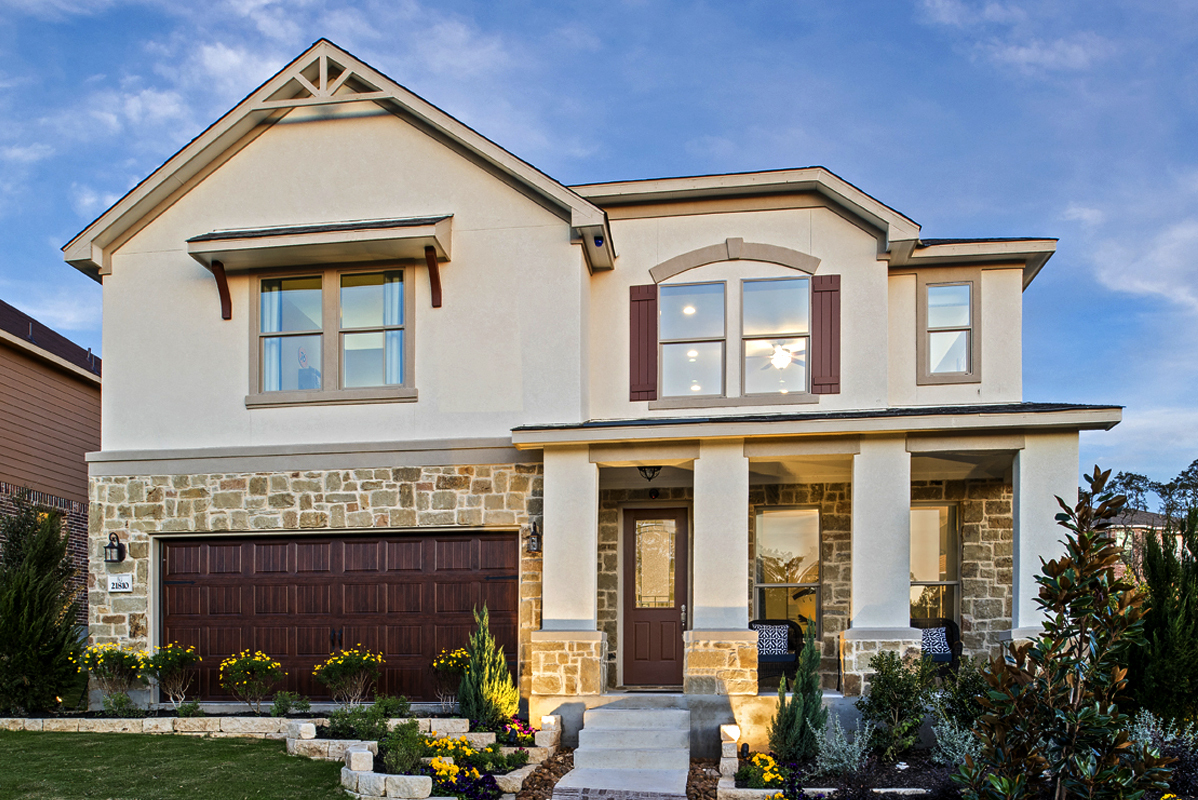 Kb homes floor plans austin house design ideas - Design from kb homes design studios ...