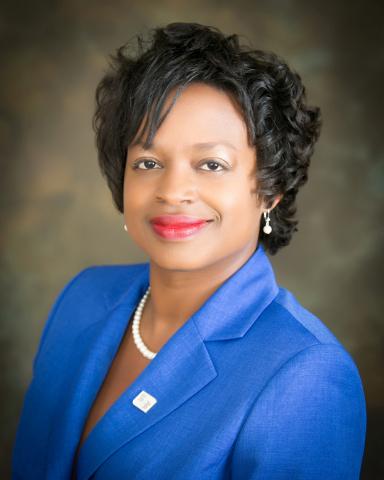 Camino Smith, senior vice president and director of Community & Economic Development, Fifth Third Ba ...