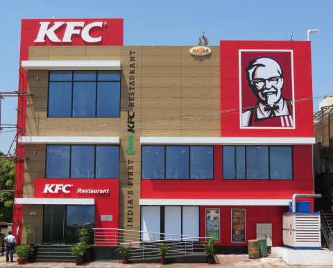 Yum! Brands, parent company of KFC, Pizza Hut and Taco Bell and one of the top 100 Corporate Citizen