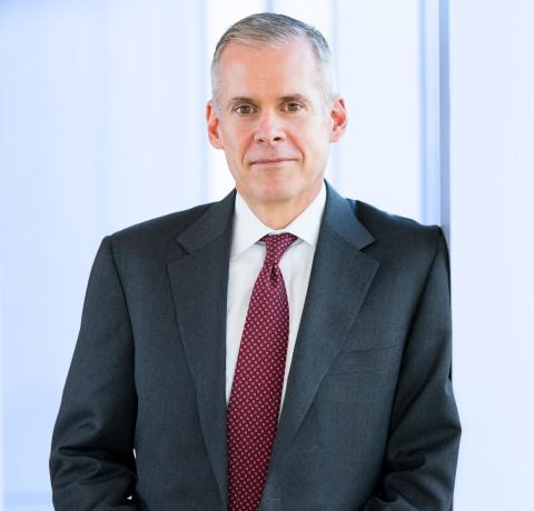 クインタイルズのトム・パイク最高経営責任者(CEO)(写真:ビジネスワイヤ)