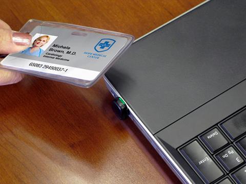 pcProx® Nano Reader (Photo: Business Wire)