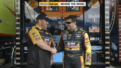 ExxonMobil and Rush Truck Centers are teaming up with Tony Stewart to salute America's truck drivers ...