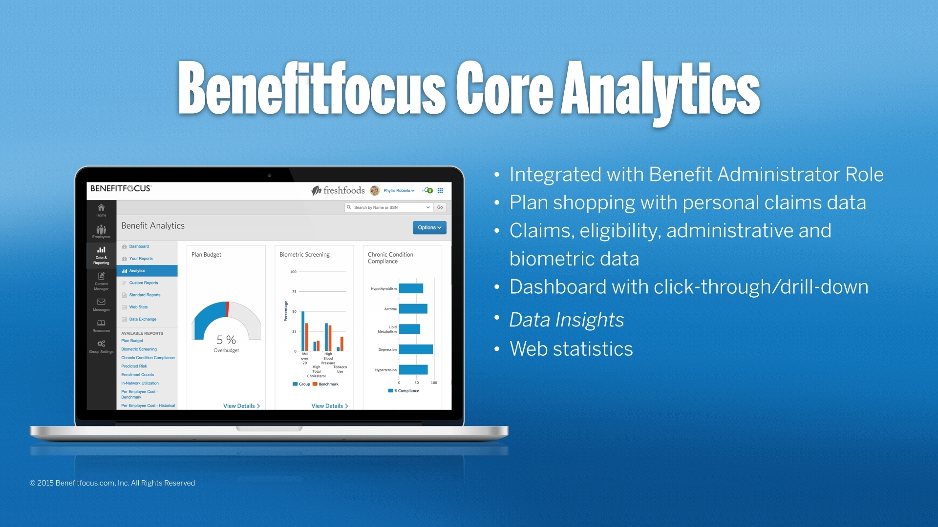 All New Data Analytics Tool Helps Companies Identify and Contain Healthcare Costs