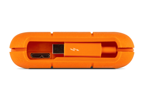 LaCie Rugged Thunderbolt and USB 3.0 (Photo: Business Wire)