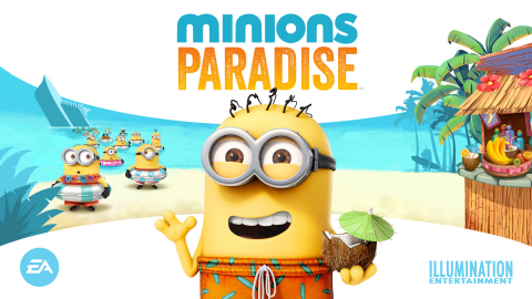 Minions Paradise (Graphic: Business Wire)