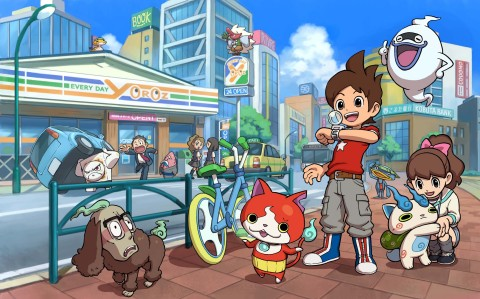 After selling millions and being a cultural phenomenon in Japan, the Nintendo 3DS family of systems role-playing game YO-KAI WATCH is coming to the United States. (Photo: Business Wire)