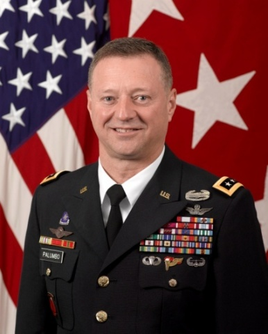 Lieutenant General Palumbo (Photo: Business Wire)