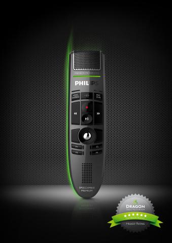 Philips SpeechMike Premium (Photo: Business Wire)