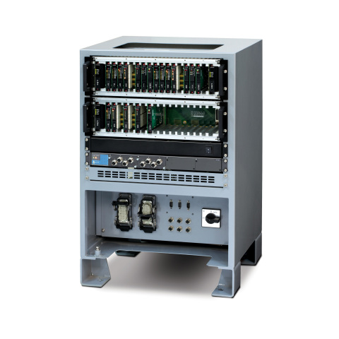 LSIS smart train control system (Photo: Business Wire)