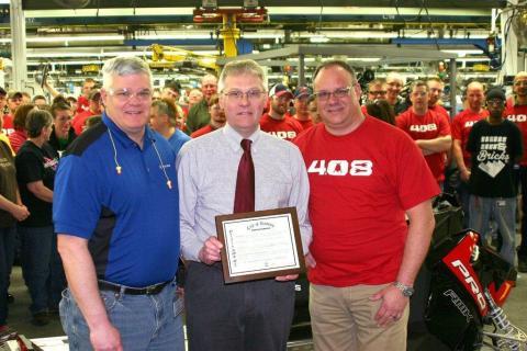 Roseau, Minnesota, Mayor Jeff Pelowski has declared April 8 - 4/08 - as