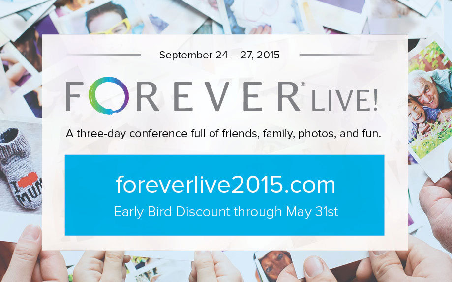 Register before May 31st and receive a 20% discount! (Graphic: Business Wire)