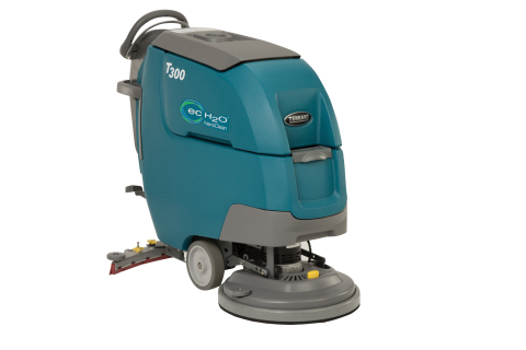 T300 with ec-H2O NanoClean technology (Photo: Business Wire)