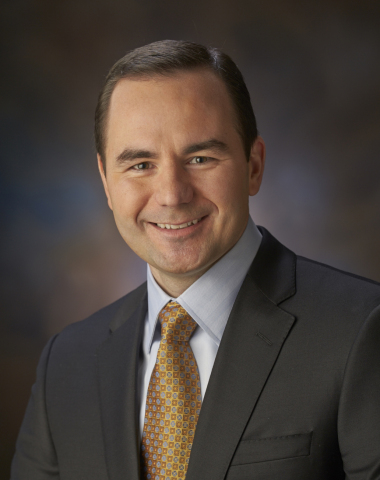 Portrait of Republic Airways VP of Human Resources Matt Koscal (Photo: Business Wire)