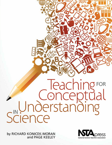 Teaching for Conceptual Understanding in Science book cover (Graphic: Business Wire)