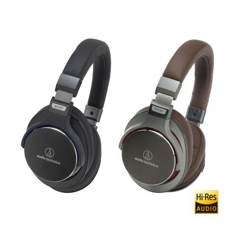 Audio-Technica SonicPro ATH-MSR7 Hi-Res Audio Headphones