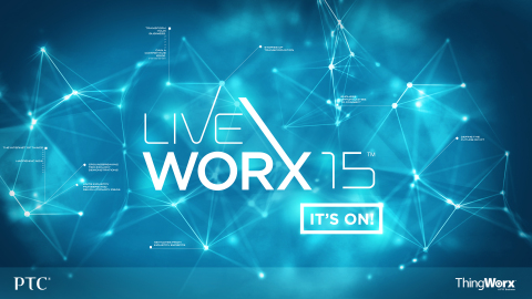 LiveWorx 2015 - May 4-7, 2015 in Boston, MA will feature groundbreaking technology demonstrations, keynotes from industry experts, business leaders sharing their stories of transformation, and endless opportunities to connect. (Graphic: Business Wire)