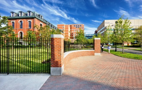 Boston Medical Center (BMC), the largest safety-net hospital in New England, will use Aruba Networks Gigabit Wi-Fi and mobile app solutions to improve physician and staff efficiencies and advance patient care. (Photo: Business Wire)