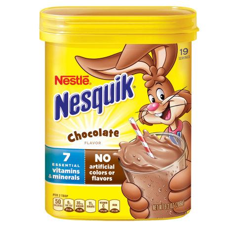 La renovación del polvo de chocolate y fresa subraya el compromiso global de Nestlé en cuanto a la nutrición, la salud y el bienestar (Foto: Business Wire)