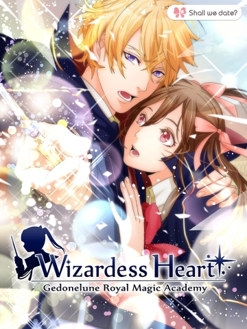 "NTT Solmare Corporation today announced the release of the game ""Shall we date?: Wizardess Heart+"" for Facebook. (Graphic: Business Wire)"