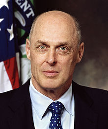 Henry Paulson, former U.S. Secretary of the Treasury, will speak at IHS CERAWeek 2015 (Photo: Business Wire)