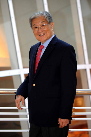 Prof. Waun Ki Hong (Photo: Business Wire)