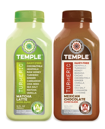 Temple Turmeric Super Blends (Photo: Business Wire)