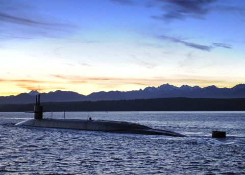 The U.S. Navy has awarded BAE Systems a three-year contract to provide engineering and other services to modernize weapon launch platforms on U.S. and allied submarines. (Photo: BAE Systems)