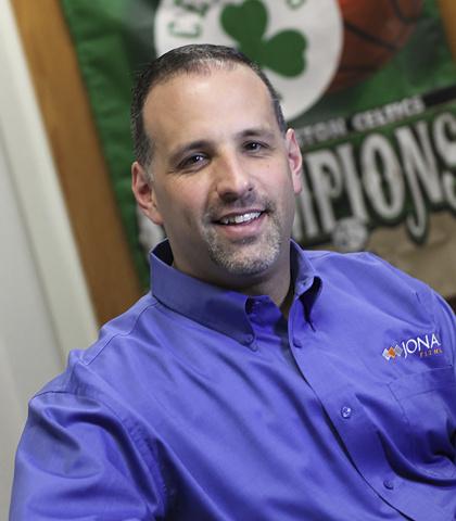 Adam Zeitsiff, President of Jonas Fitness, Inc. (Photo: Business Wire)