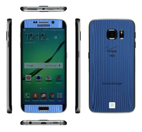 Samsung Galaxy S6 Edge (Photo: Business Wire)