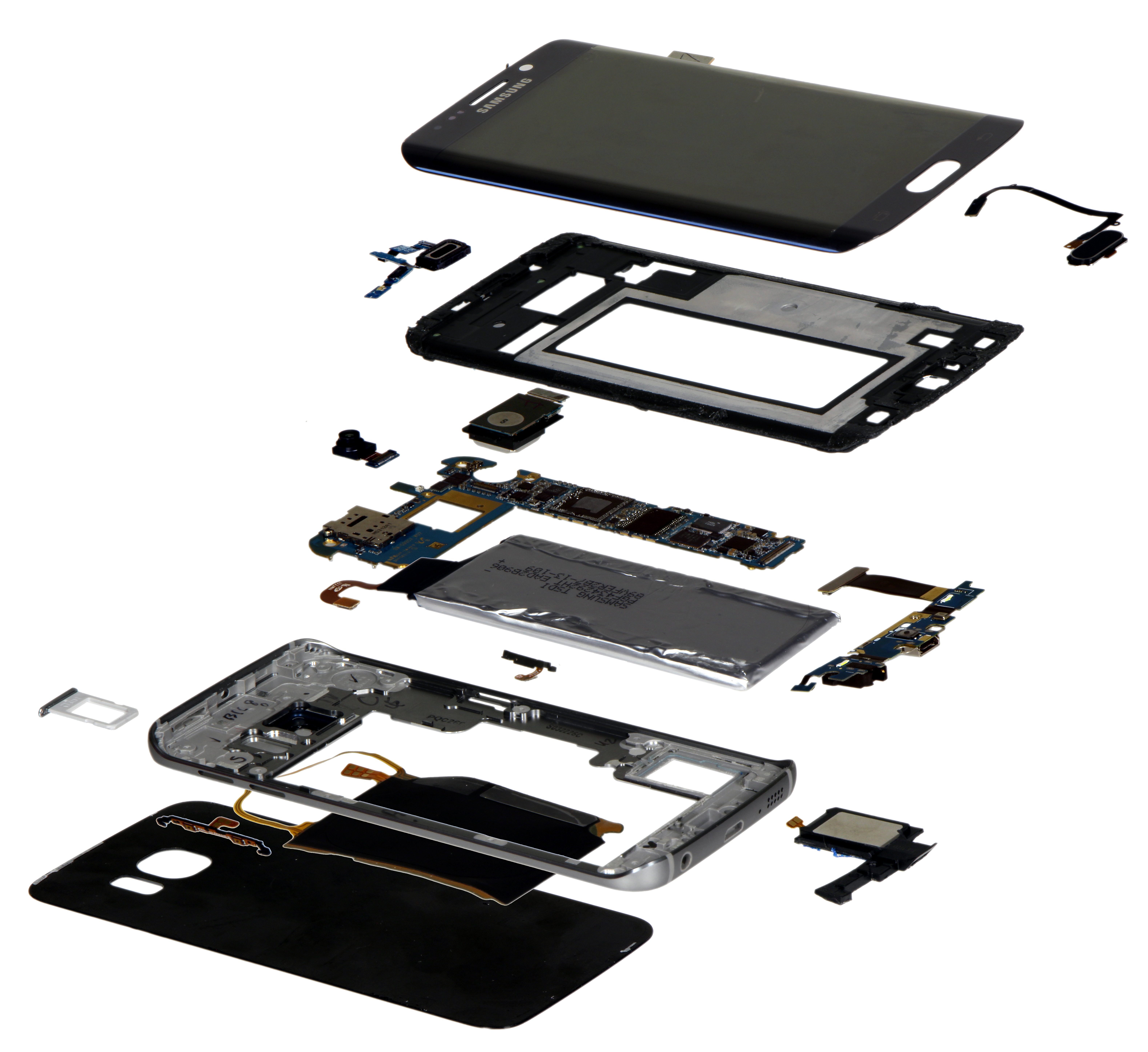 Samsung Galaxy S6 Edge Pricier To Build, Cheaper To Buy