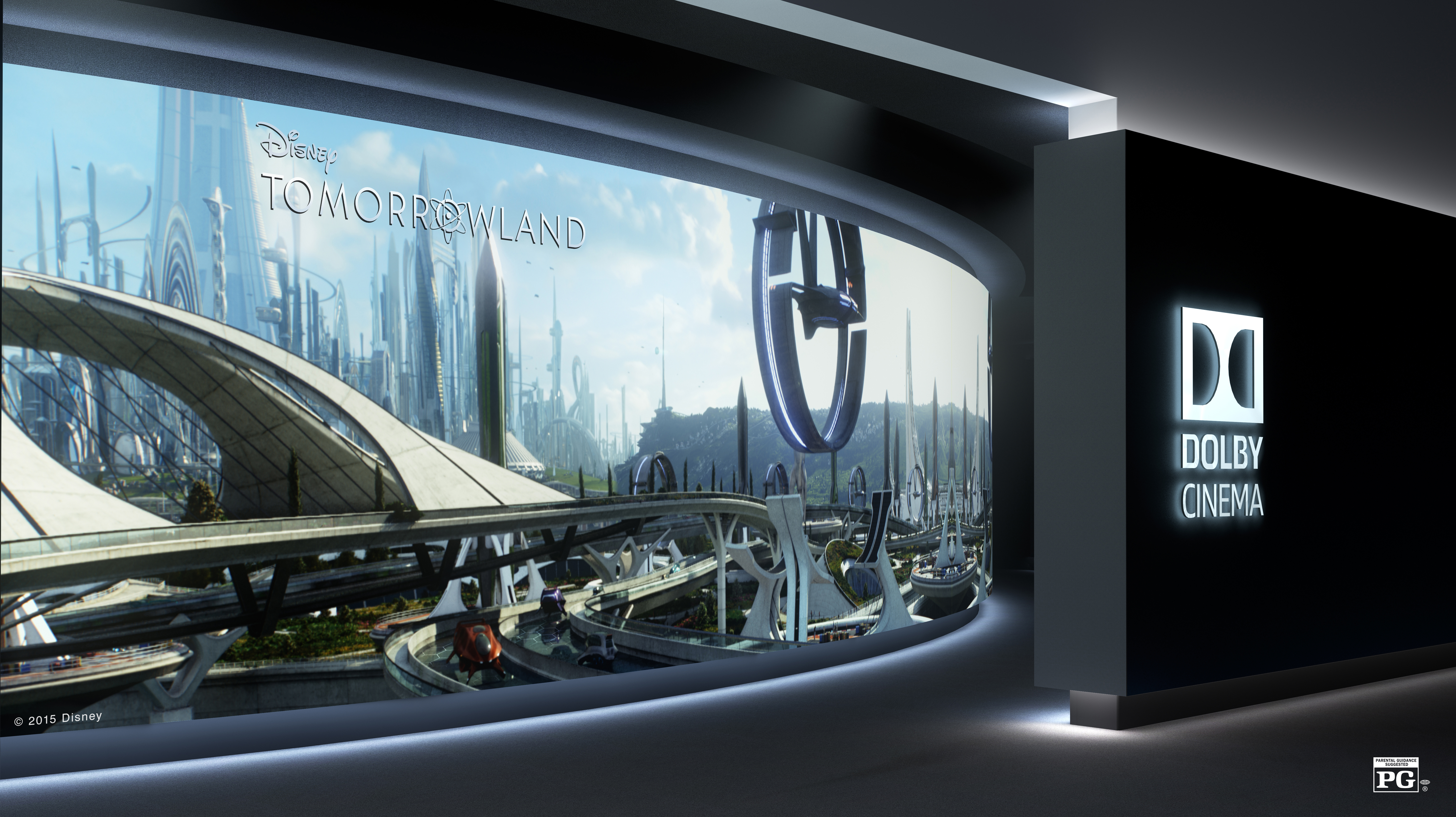 Dolby Vision to Launch with Disney's Tomorrowland and Disney