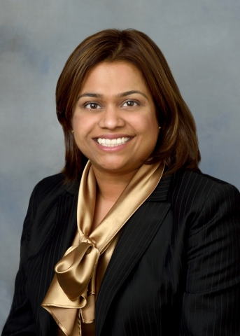 Shalini J. Kapur, Assistant Vice President, Gainesville Banking Office Manager (Photo: Mattox Photography)