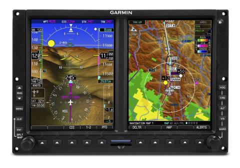 G600 Flight Display (Photo: Business Wire)
