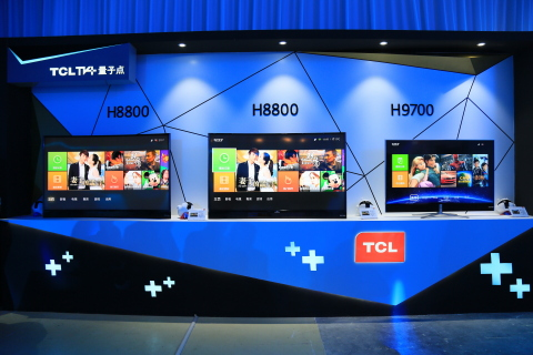 TCL latest H8800 series (Photo: Business Wire)