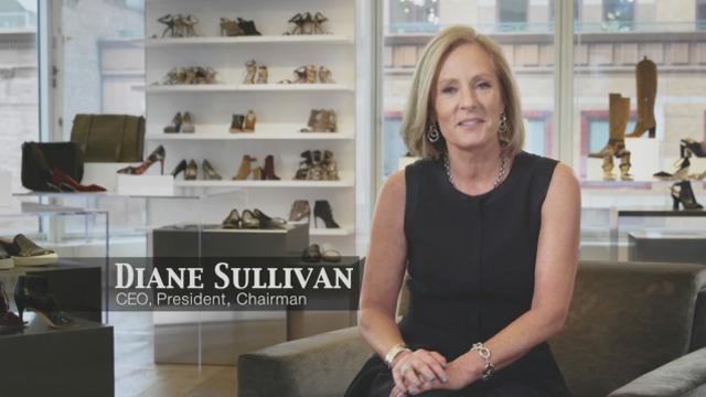 Diane Sullivan, CEO, president and chairman discusses rebranding initiative