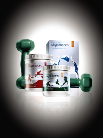Arbonne PhytoSport Set (Photo: Business Wire)