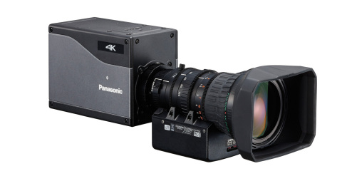 4K Multi-Purpose Camera (Photo: Business Wire)