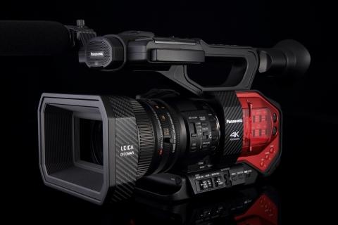 4K手持式摄录一体机(照片:美国商业资讯)
