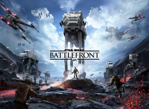 Star Wars Battlefront Key Art (Photo: Business Wire)